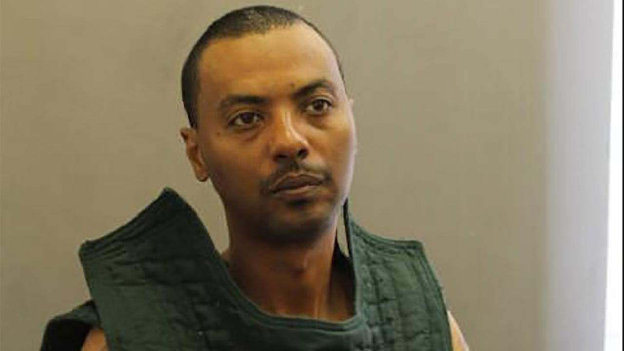 Wossen Assaye escaped from custody in Falls Church, Virginia, on Tuesday, March 31, 2015.