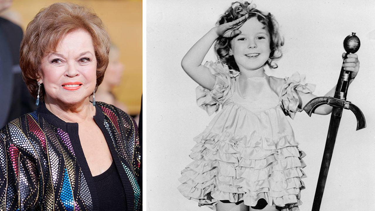 Beloved child actress and political diplomat Shirley Temple died Monday, Feb. 10, 2014, at her home near San Francisco. She was 85.