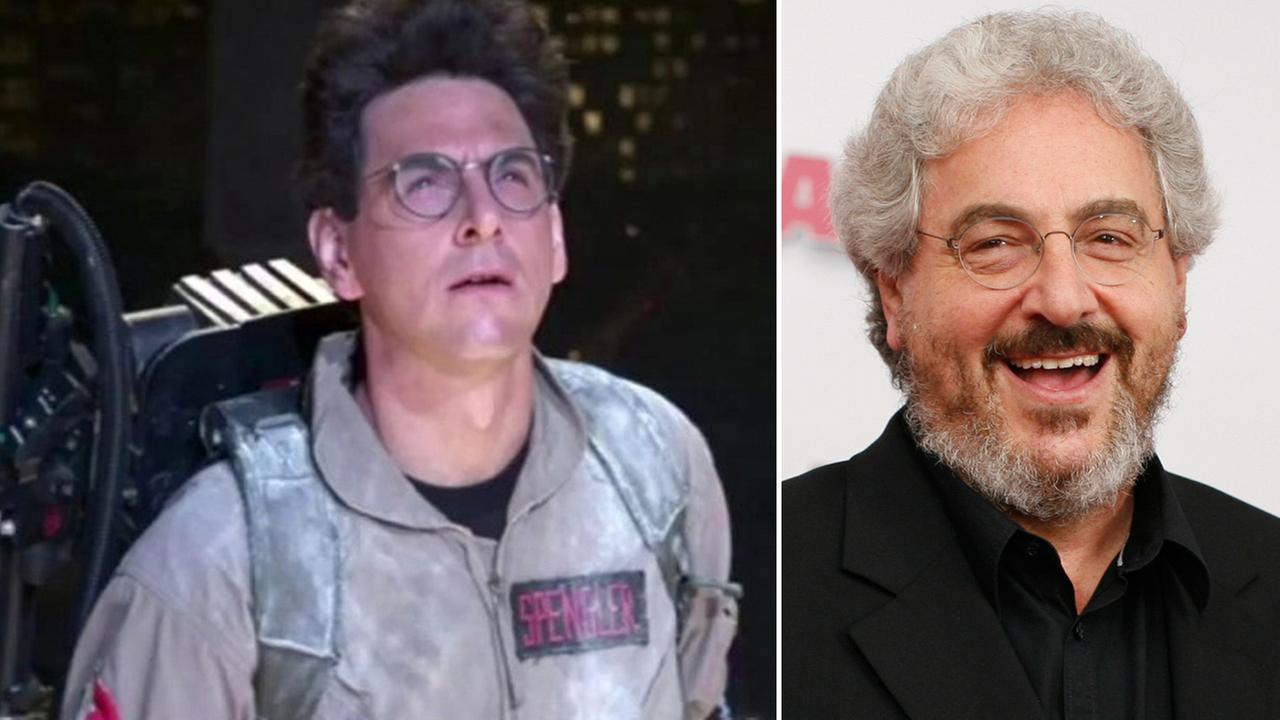 Harold Ramis, known for his role in Ghostbusters and the comedic genius behind Groundhog Day and Caddyshack, died on Monday, Feb. 24, 2014. He was 69.Columbia Pictures / AP