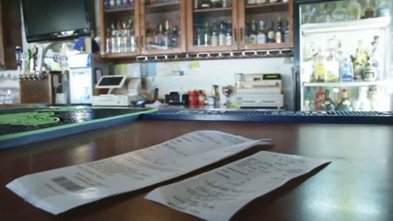 A northern Idaho man faces up to a year in jail and a $1,000 fine for calling 911 a dozen times regarding his $30 bar tab.