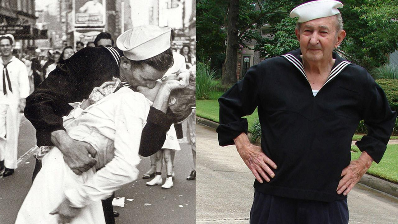 Glenn Edward McDuffie, the young sailor who was featured in the iconic Times Square kissing photo from the end of World War II, died Sunday, March 9, 2014. He was 86.
