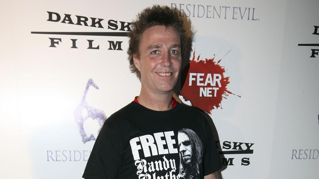 Dave Brockie, who as Oderus Urungus fronted the alien-costumed heavy metal band GWAR, died on Sunday, March 23, 2014. He was 50. <span class=meta>(Jeff Bottari)</span>