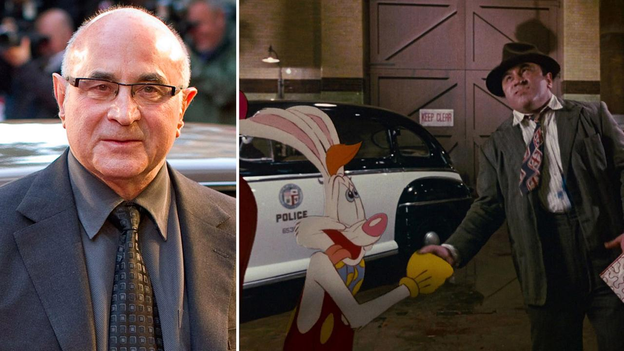 British actor Bob Hoskins died following a bout of pneumonia, an agent confirmed on Wednesday, April 30, 2014. He was 71.Joel Ryan / AP / Touchstone Pictures
