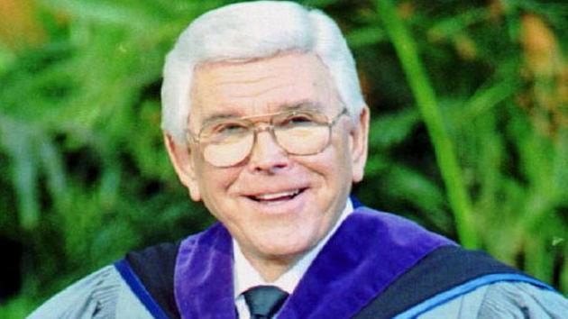 Rev. Robert H. Schuller is seen in this 1991 file photo.
