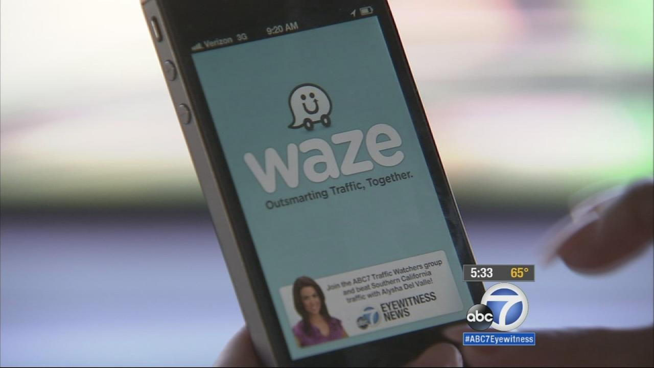 The city of Los Angeles is teaming up with traffic app Waze to share real-time information about everything from road repairs to movie shoots to hit-and-runs and kidnappings.