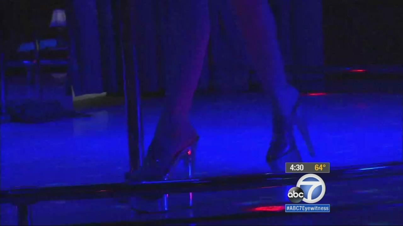 A jury has awarded $6.5 million to a group of strippers who claimed they were stripped of their tips while working at the Paradise Showgirls strip club in the City of Industry.