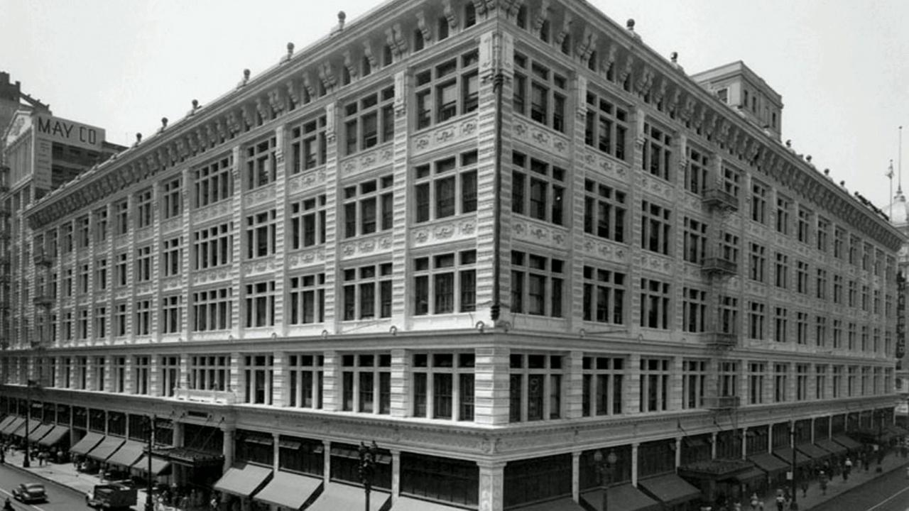A former commercial district in downtown Los Angeles historic core, now known as the Broadway Trade Center, will be revived to its original grandeur.