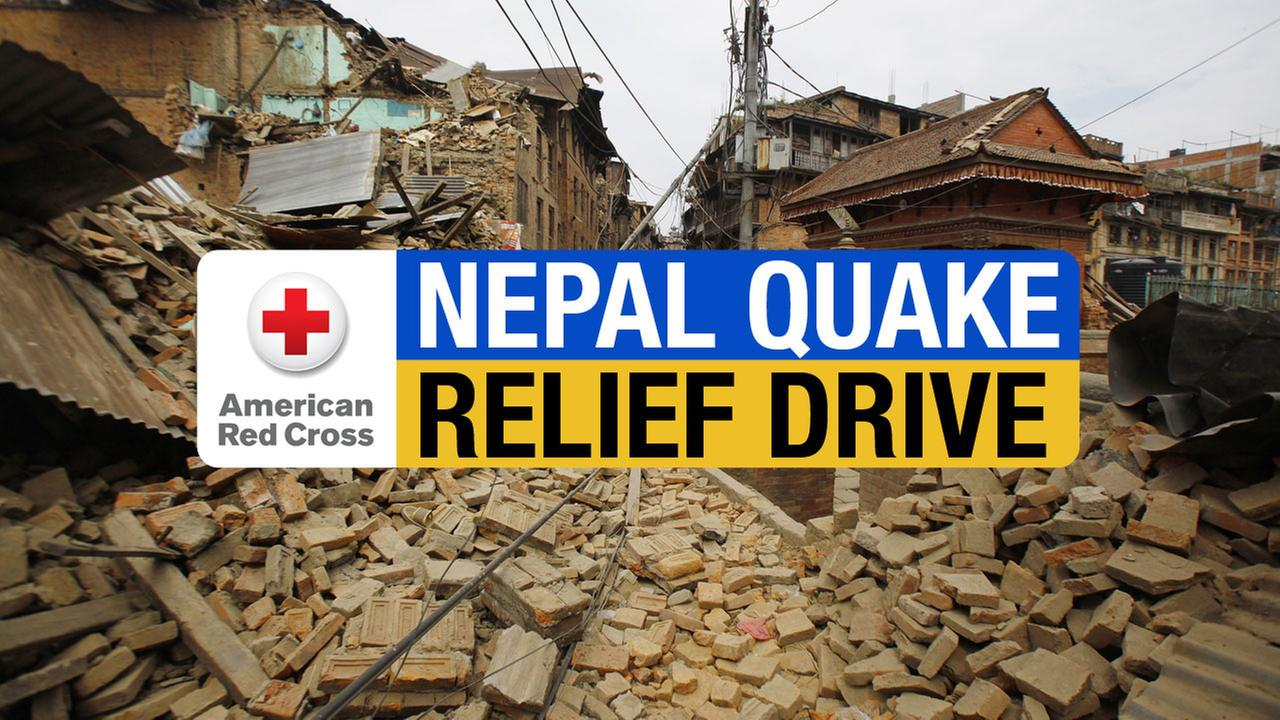 KABC Nepal Earthquake Relief Drive