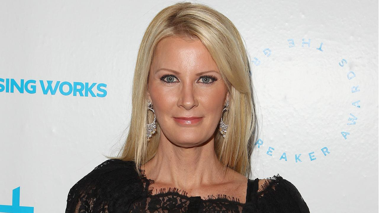 Chef Sandra Lee attends the Housing Works Groundbreaker Awards at The Metropolitan Pavilion on Wednesday, April 22, 2015, in New York.