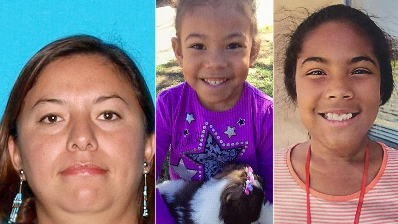 Leticia Smith, 33, of Victorville has been identified as a suspect in her husbands murder. Sheriffs deputies believe she may have fled with her two daughters, ages 4 and 8.