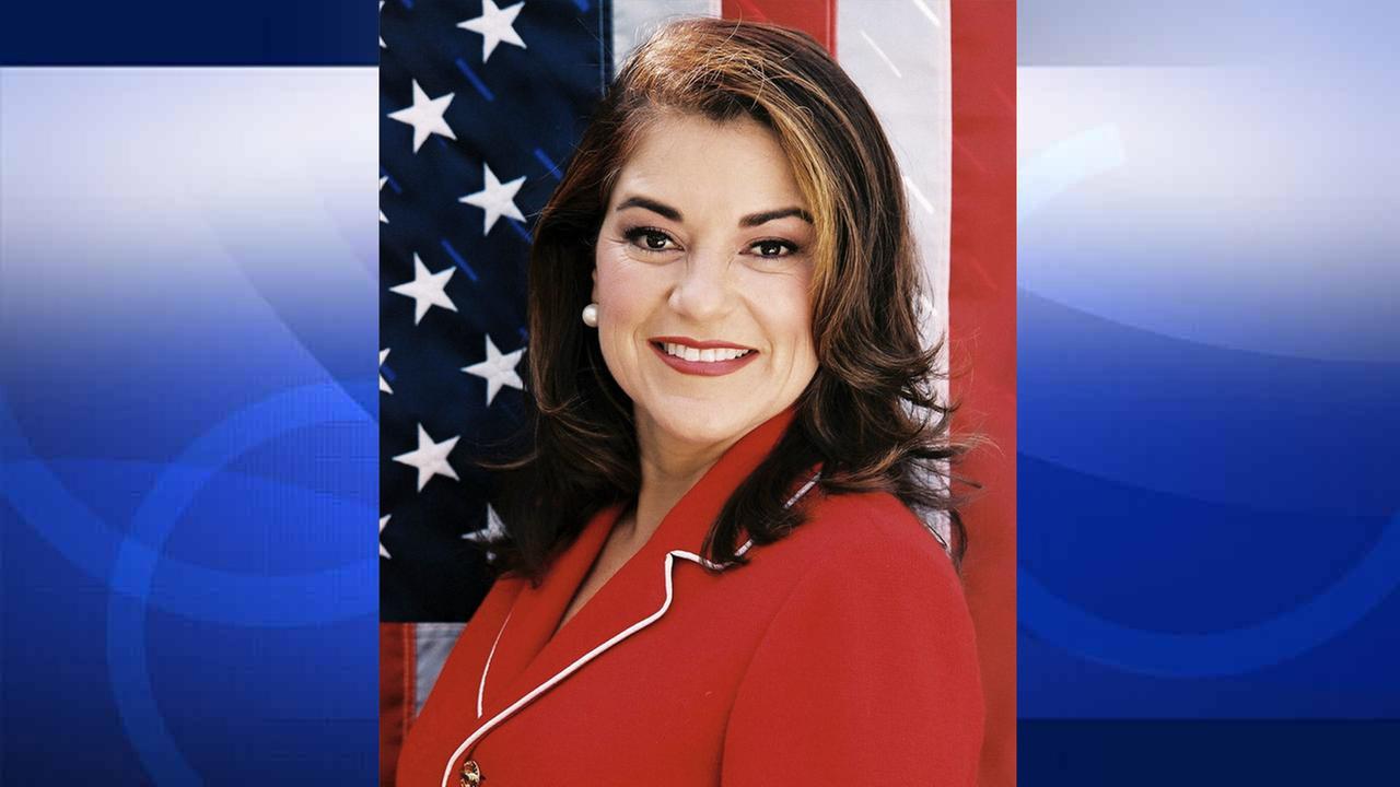 Democratic congresswoman Loretta Sanchez is shown in an undated file photo.