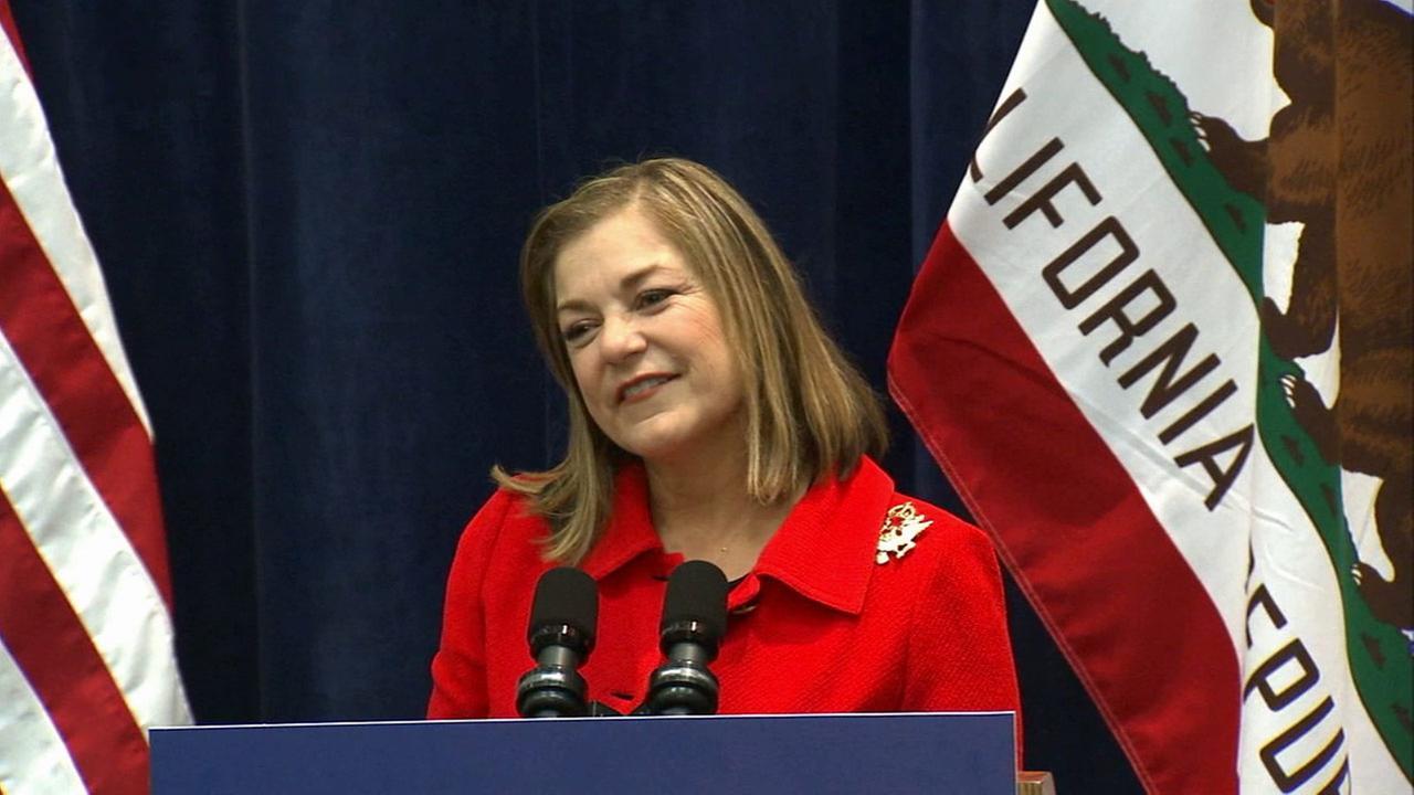 U.S. Senate candidate Loretta Sanchez is shown in this undated photo.