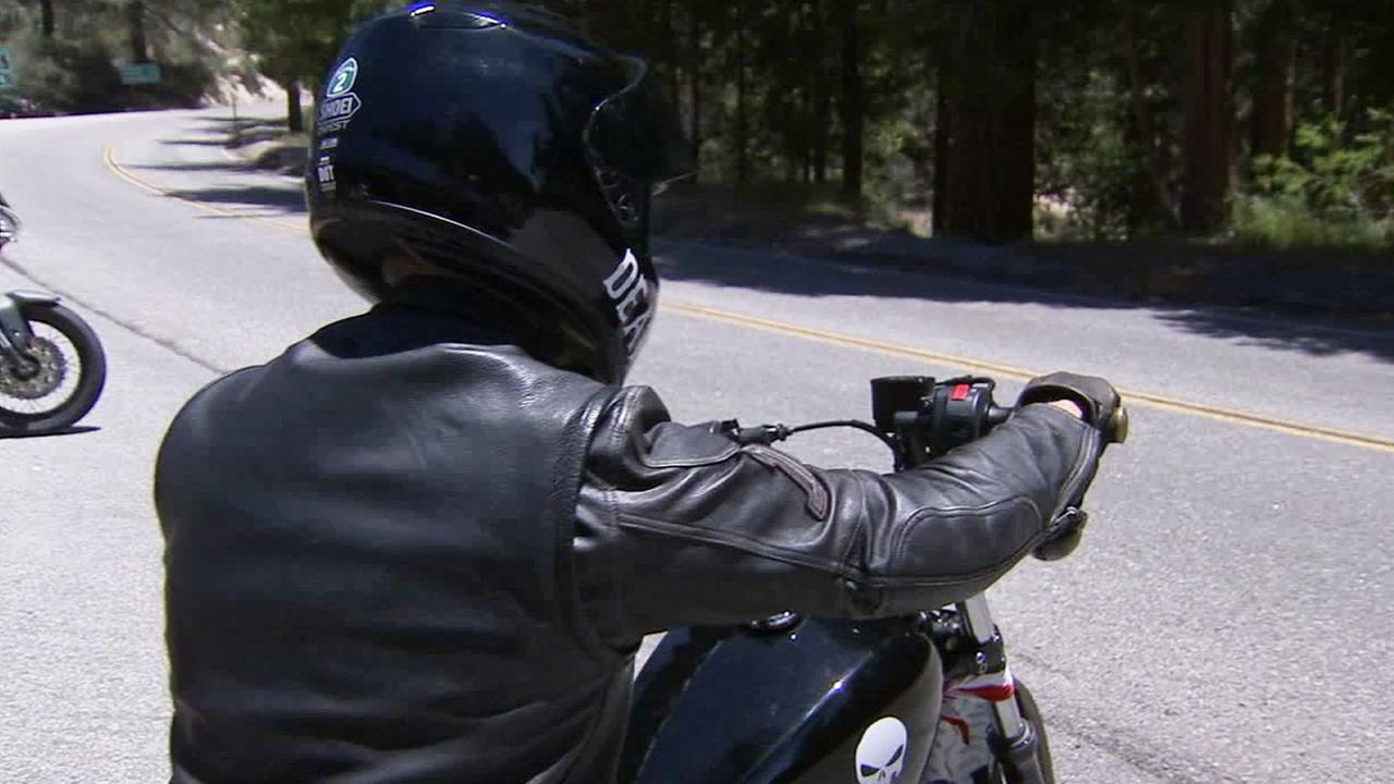 The California Highway Patrol is stepping up enforcement on the Southern California freeways known for having the highest number of motorcycle crashes.