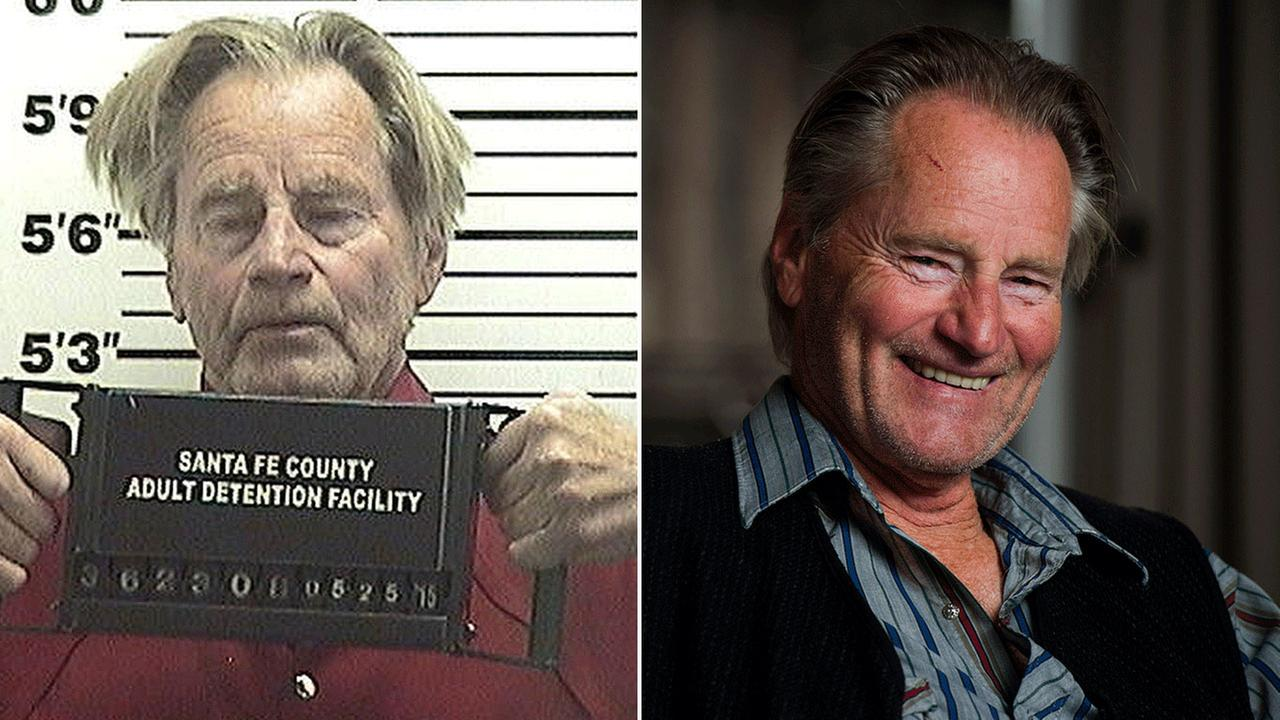 Actor and Pulitzer Prize-winning playwright Sam Shepard was arrested Monday on suspicion of drunken driving after a Santa Fe restaurants security complained about a possibly intoxicated driver.