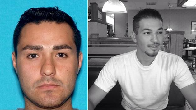 Henry Solis (left) was arrested in Mexico Tuesday, May 26, 2015 in connection to the murder of 23-year-old Salome Rodriguez Jr. (right).