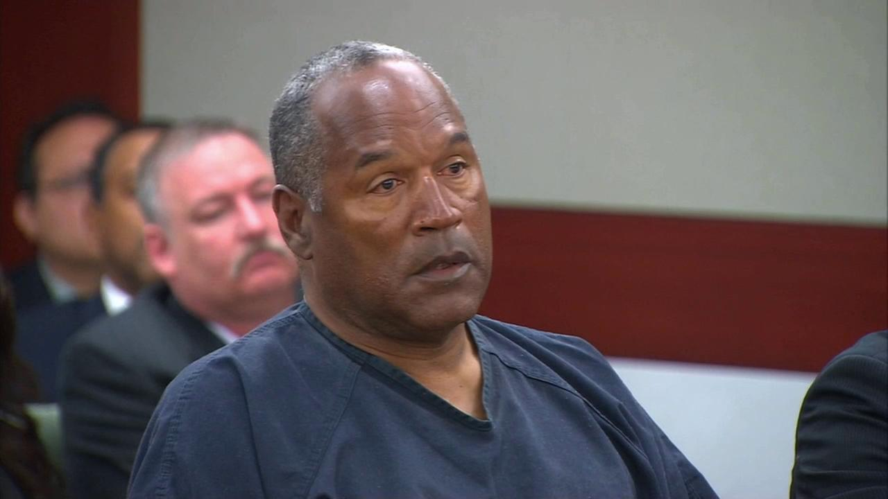 O.J. Simpson is seen in an undated file photo.