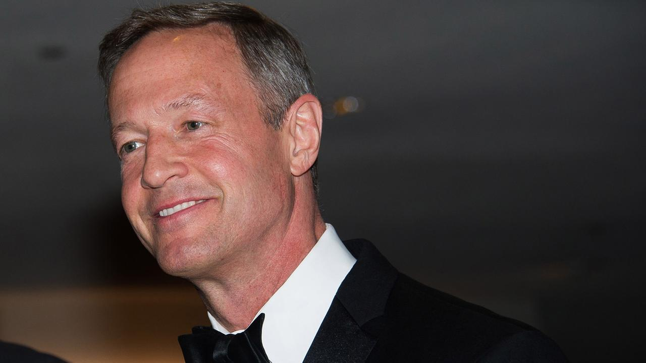 Martin OMalley attends the 2015 White House Correspondents Association Dinner at the Washington Hilton Hotel on Saturday, April 25, 2015, in Washington.