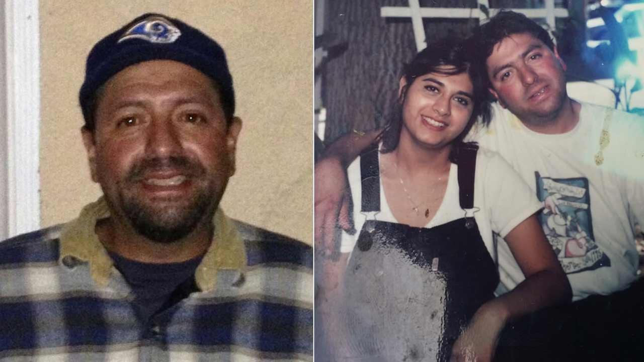 Heriberto Ruiz, 47, of Rosemead was fatally struck while riding his bicycle near Rosemead Boulevard and the 60 Freeway in South El Monte Saturday, June 6, 2015.