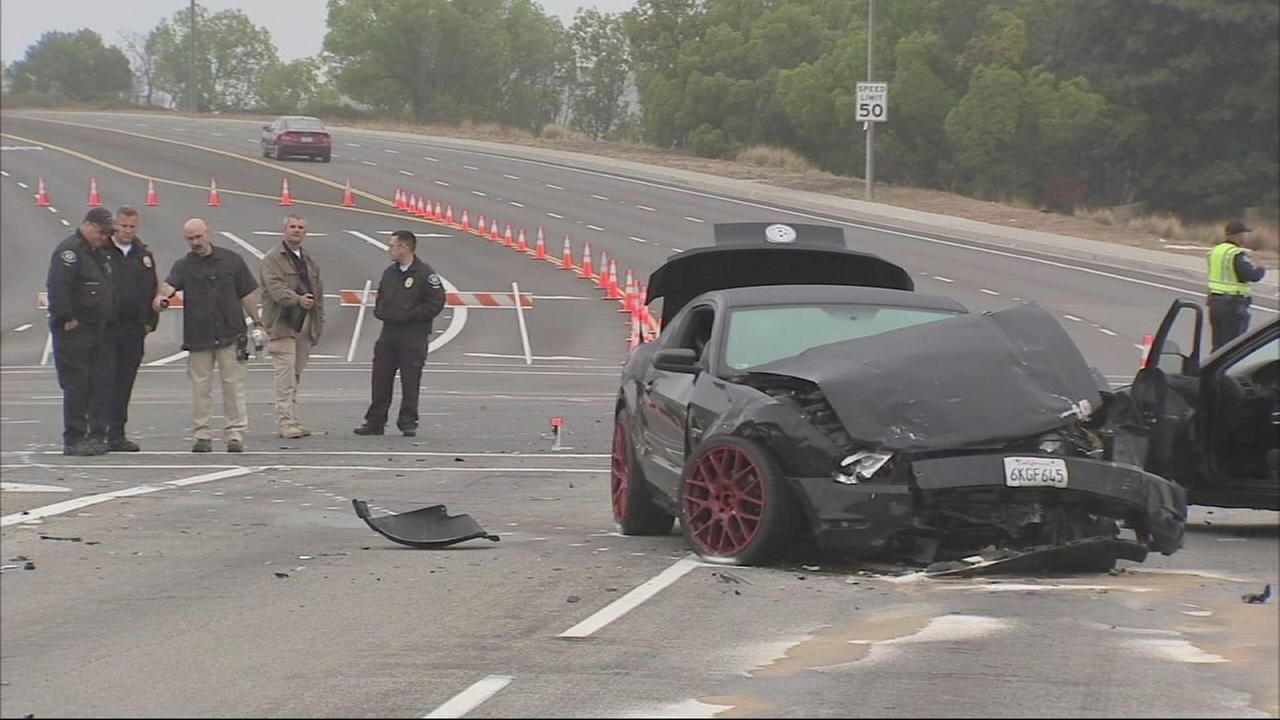 Irvine hit-run crash: Driver fled scene, called parents to pick him ...