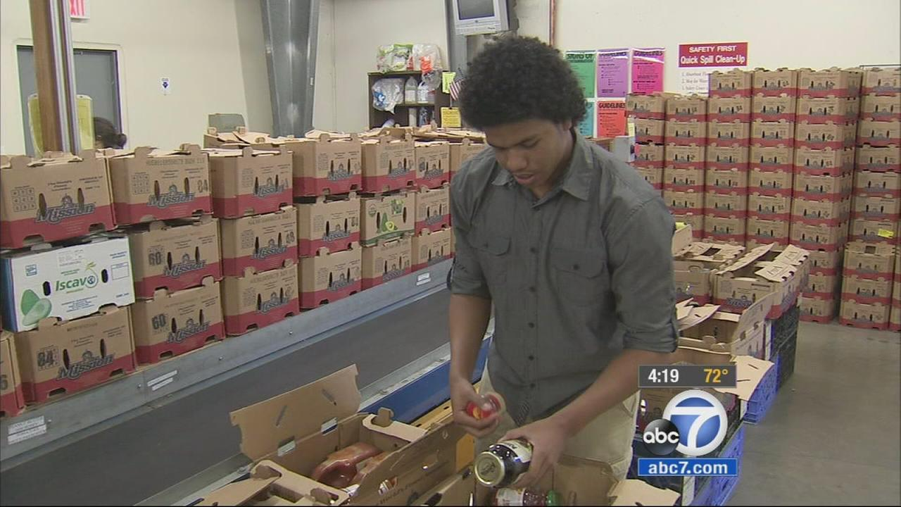 Our ABC7 Cool Kid for Thursday, June 11, is Brazil Sullivan, who knows what its like to be homelessness and hungry. He is now doing his part to help those facing the same challenges.