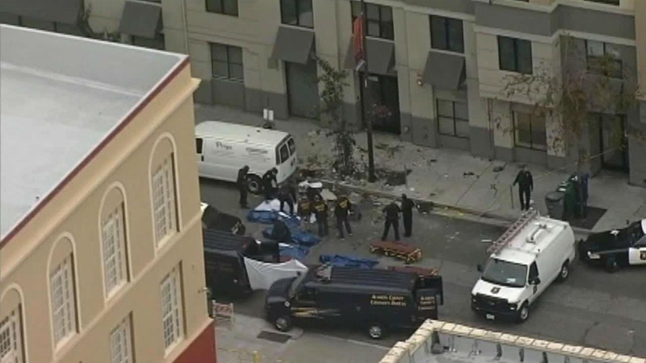 PHOTOS: Several killed in balcony collapse in Berkeley, California ...