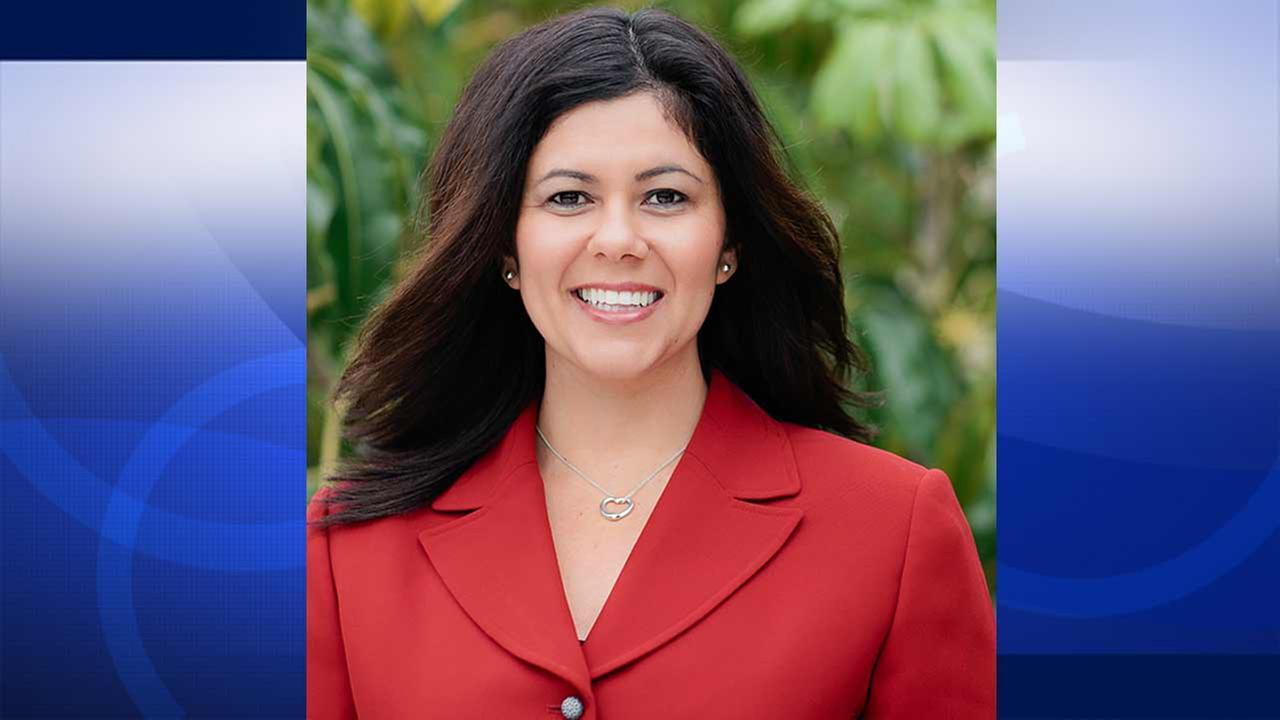 Santa Ana Councilwoman Michele Martinez is seen in this photo provided by the City of Santa Ana.