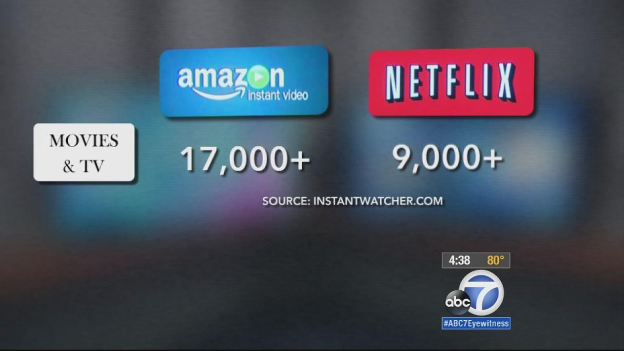 Consumer Reports says it can be hard to decide which video streaming service is a better call - Netflix or Amazon Prime Instant Video.