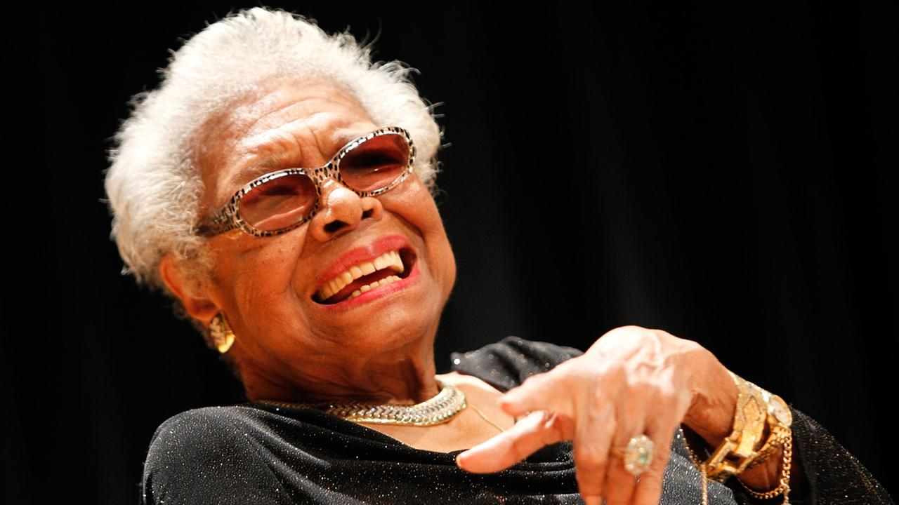 Maya Angelou died in her North Carolina home on Wednesday, May 28, 2014, her agent confirmed. She was 86. <span class=meta>(Paul Morigi&#47;AP Images for National Portrait Gallery)</span>