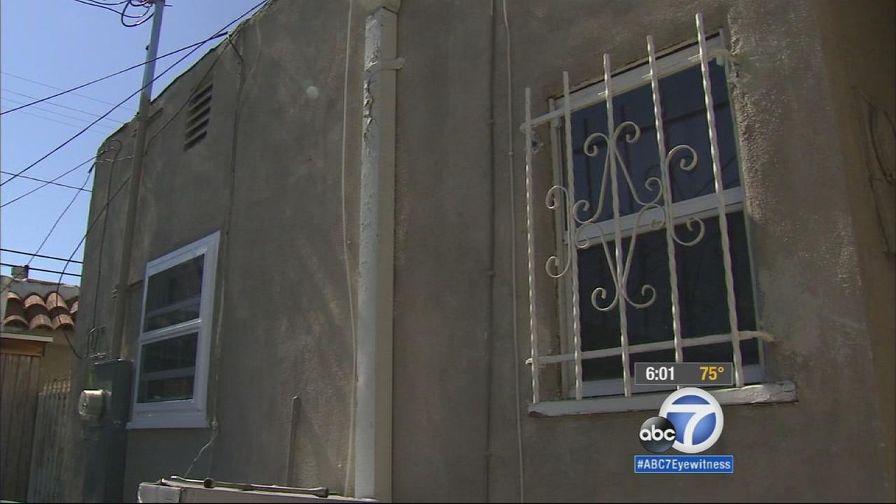 A city improvement project to insulate several homes under the flight path of Los Angeles International Airport has left one Inglewood homeowner worse off now than before construction began.