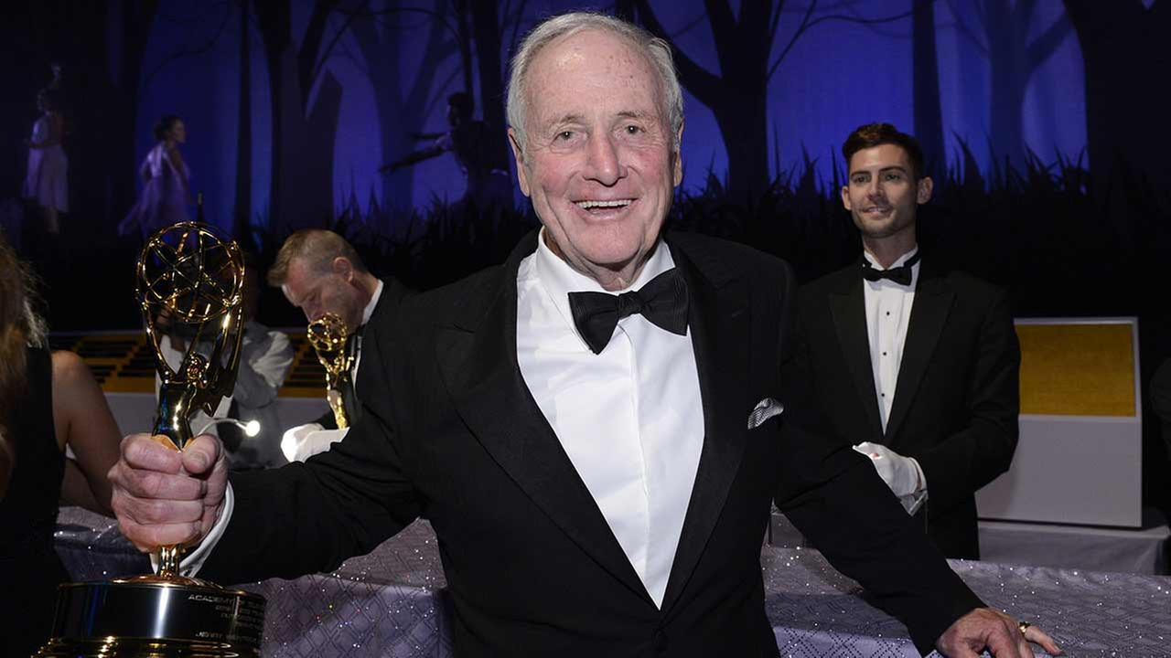 Jerry Weintraub is seen at the Governors Ball at the 65th Primetime Emmy Awards at Nokia Theatre on Sunday Sept. 22, 2013, in Los Angeles. Weintraub died Monday, July 6, 2015.