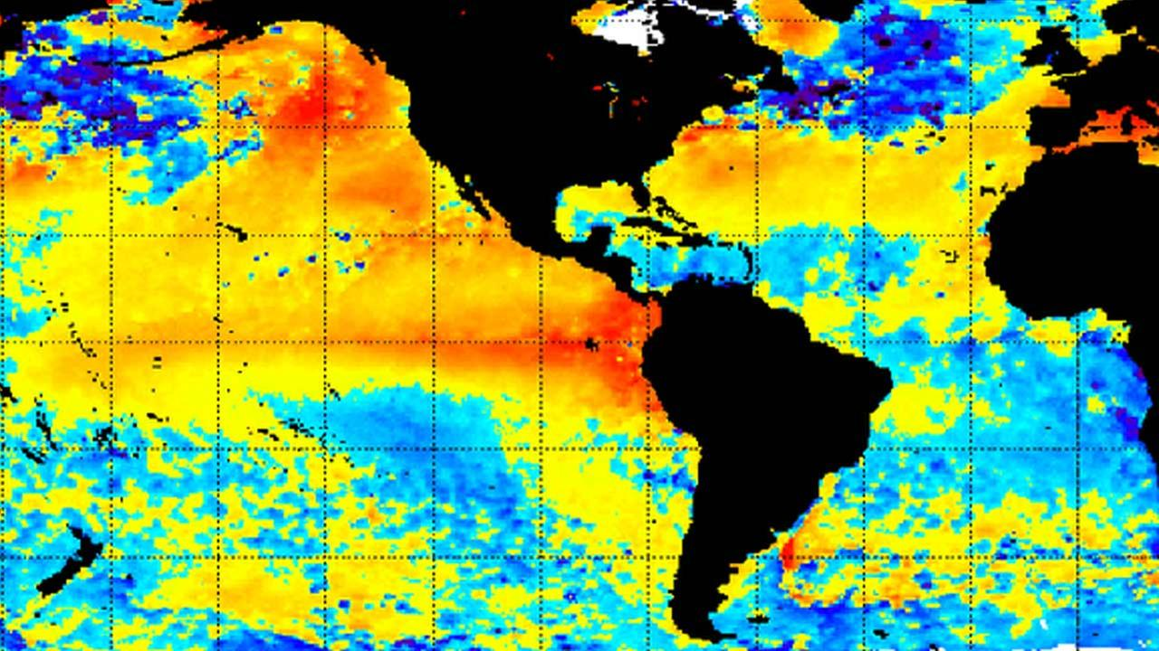 Scientists say theres growing evidence that California could see a stronger El Nino episode this winter than in 1997.