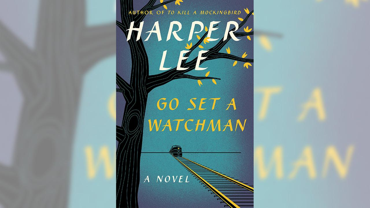 This book cover released by Harper shows Go Set A Watchman, a follow-up to Harper Lees To Kill A Mockingbird. The book will be released on July 14.