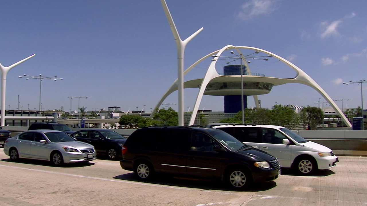 Los Angeles is one step closer to allowing ride-hailing services like Uber and Lyft pick up passengers at the airport. Pickups could begin as early as August at LAX.