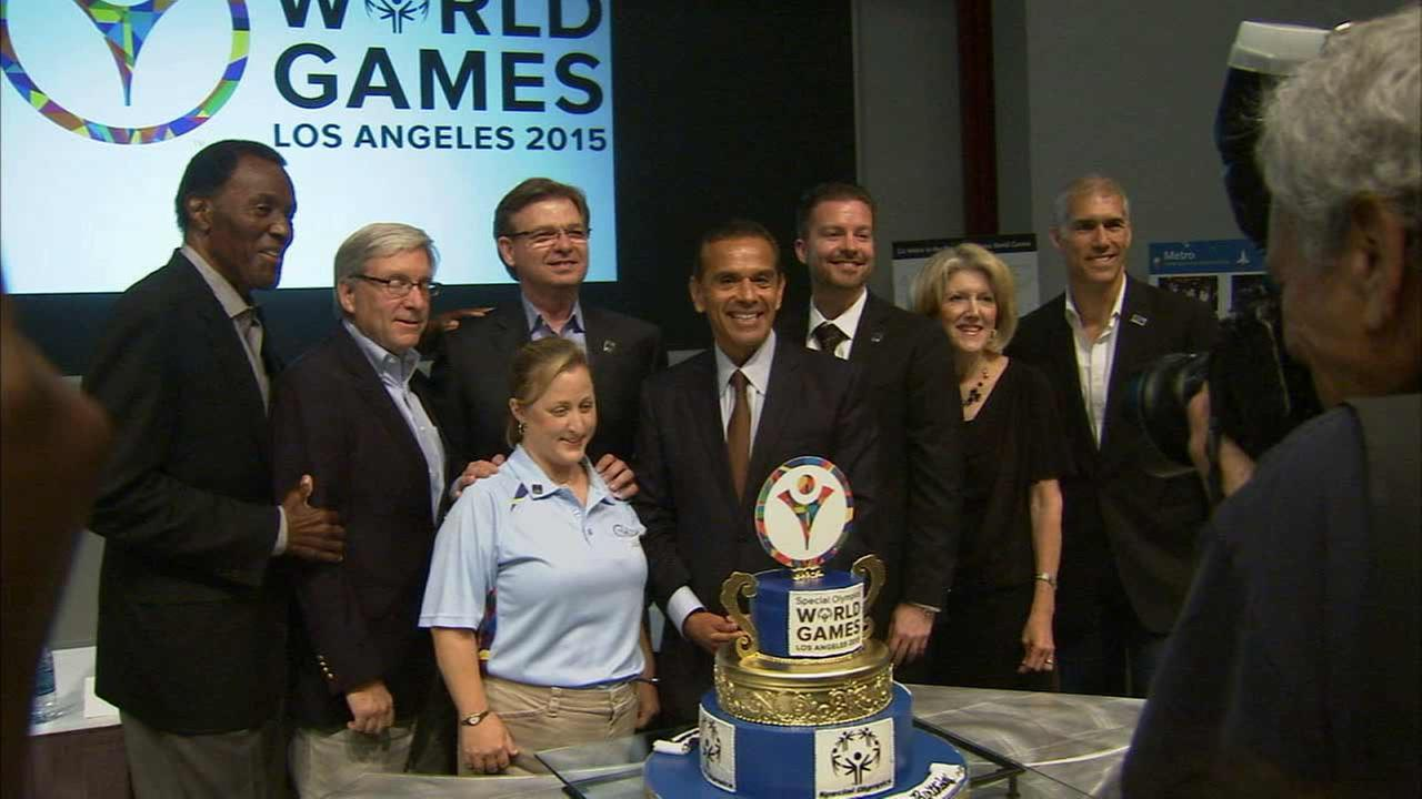 The Special Olympics World Games will bring 7,000 athletes from 177 countries to Los Angeles this week to take part in 25 sports at venues across the city.