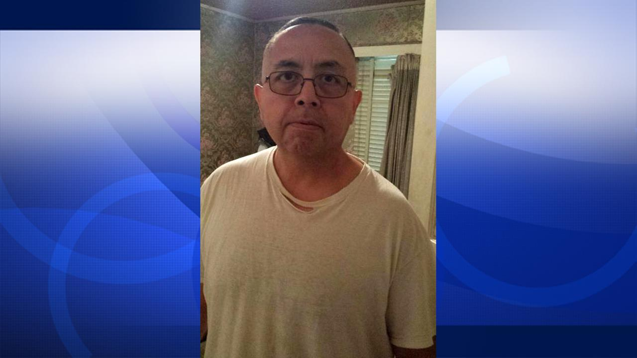 Dario Rosas, 57, is shown in this undated file photo.