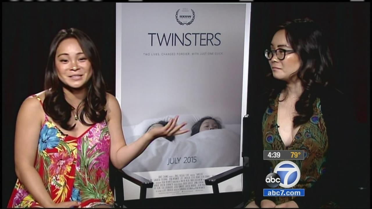 Twinsters tells the incredible story of identical twins who were separated at birth in South Korea and reunited thanks to social media.