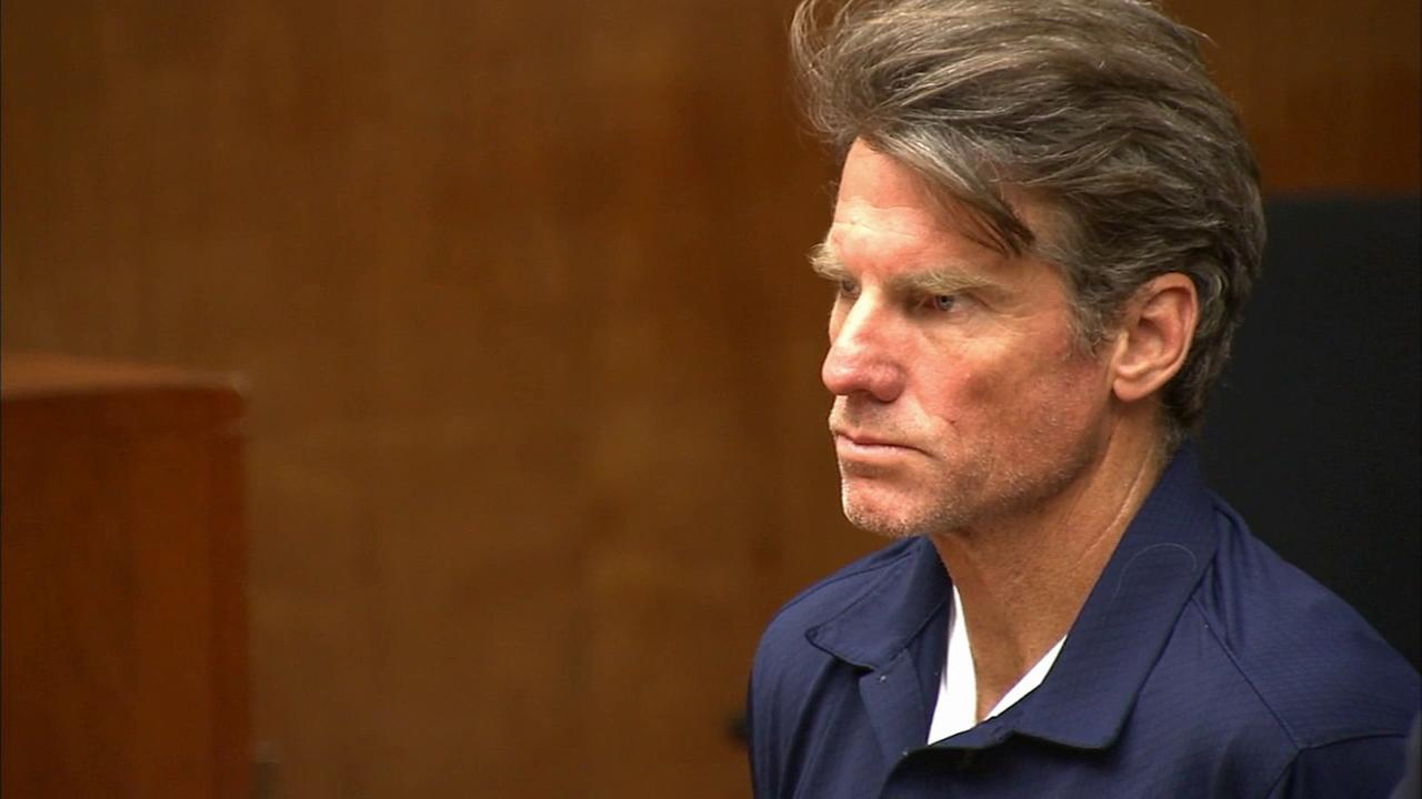Robert Reagan makes his first court appearance on Friday, July 24, 2015.