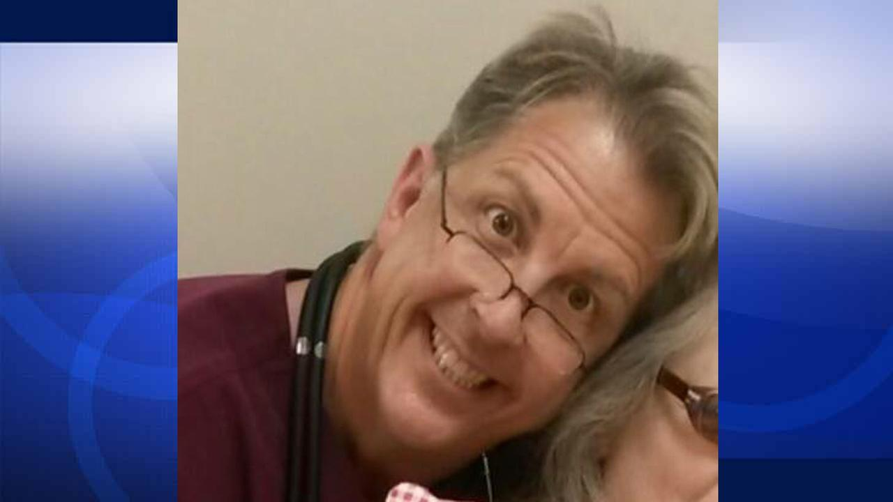 John Payne, 53, is shown in this photo provided by a friend to Eyewitness News.
