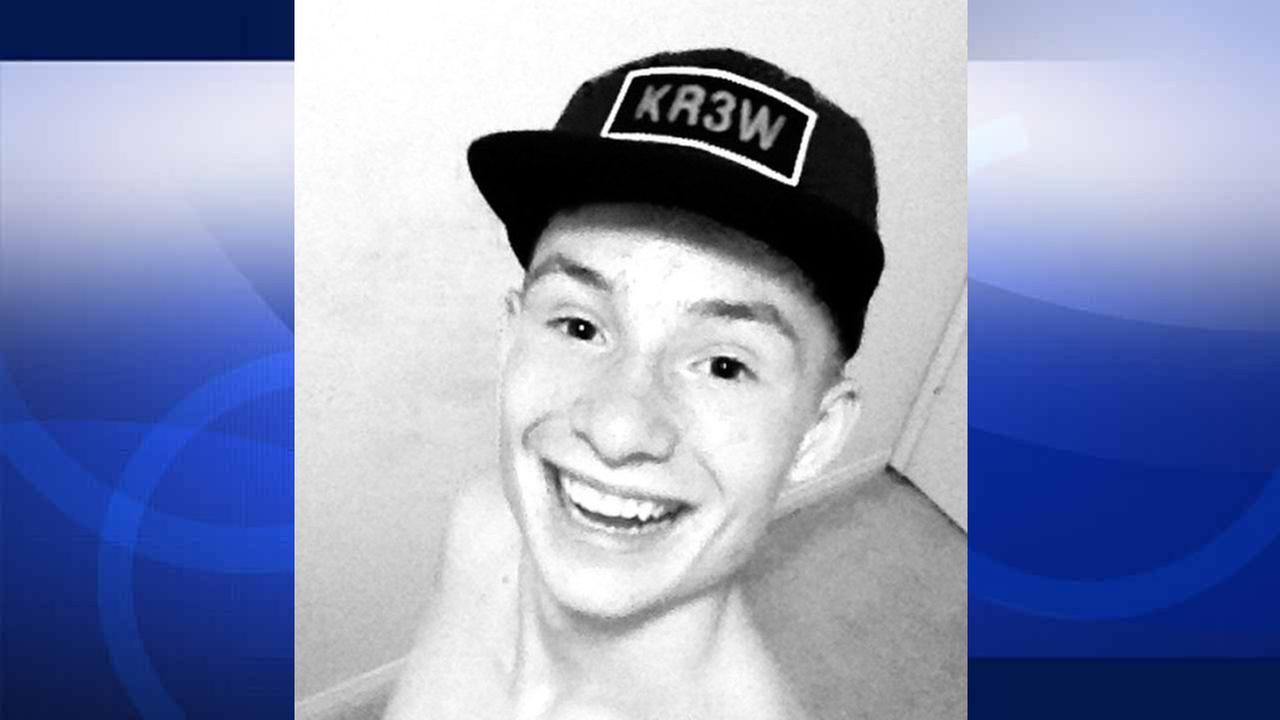 Jake Koffman, 17, is shown in this undated file photo. Koffman was stabbed to death in Sherman Oaks in February 2015.