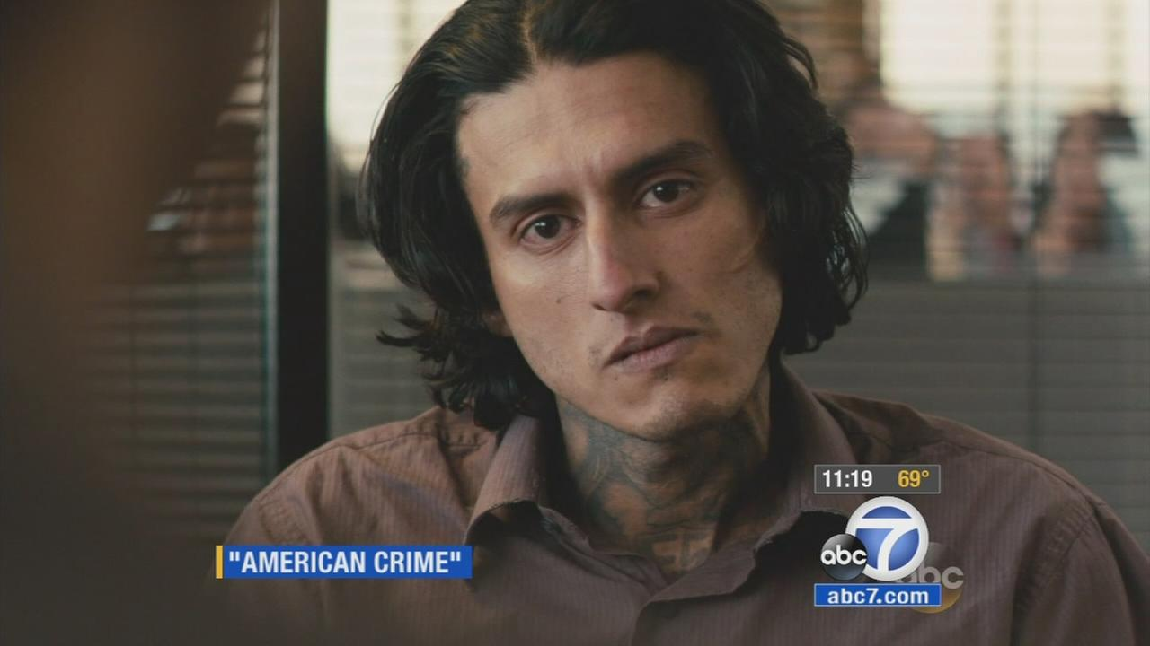 Actor Richard Cabral of American Crime was born into the gang life in East Los Angeles, then came drugs, prison, and finally, redemption.