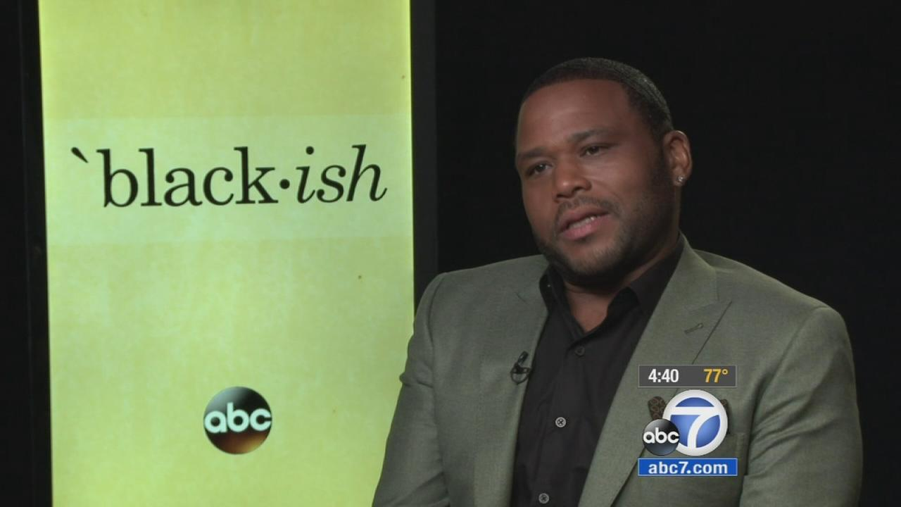 Anthony Anderson is up for an Emmy for his starring role on Black-ish and is gearing up for season two.