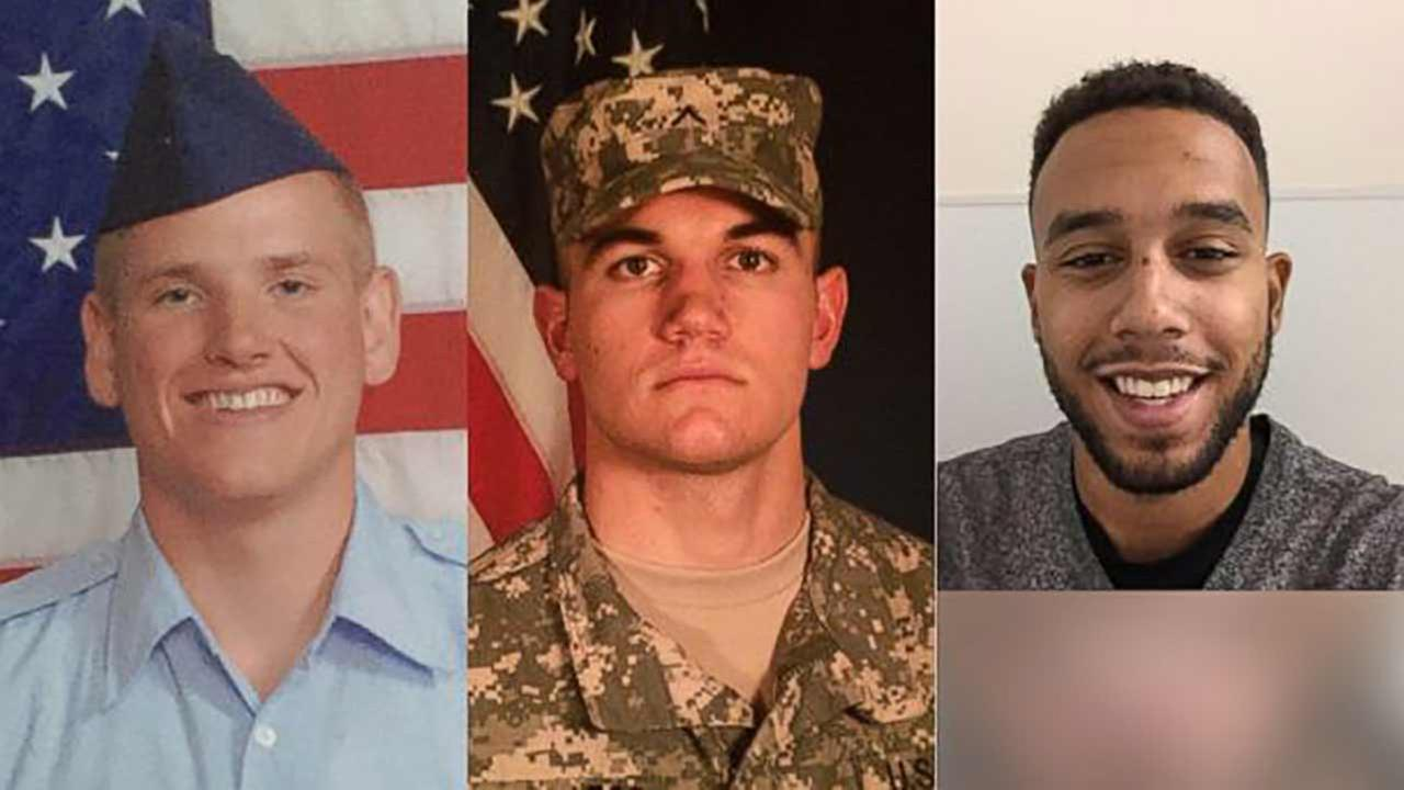 Spencer Stone, Alek Skarlatos, and Anthony Sadler helped foil a potentially deadly attack on a high-speed train bound for Paris on Friday, Aug. 21, 2015.