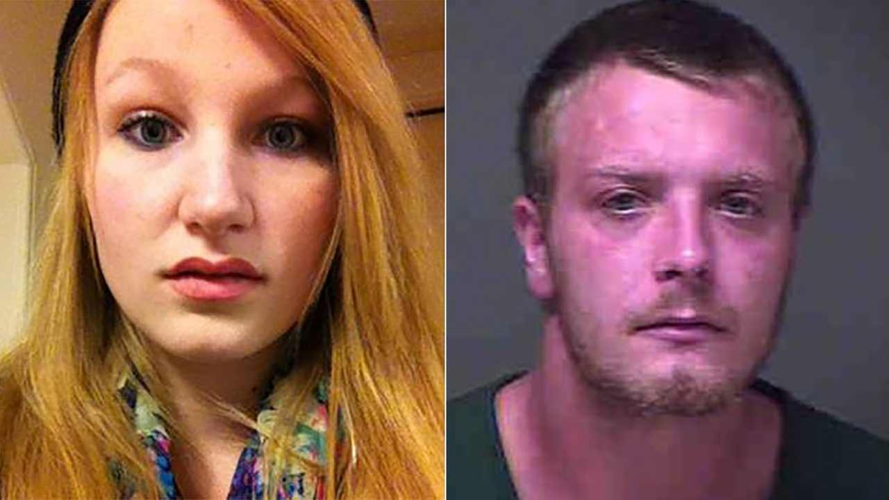 (L) Chelsea ODonnell, 17, is seen in this file photo. (R) Steven Sheerer, 25, was arrested for child endangerment and distribution of obscenity to a minor.