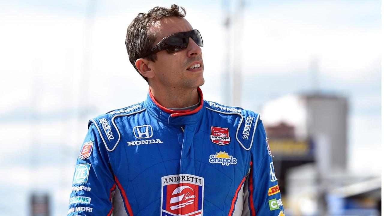 Justin Wilson, of England, died Monday, Aug. 24, 2015 from a head injury suffered when a piece of debris struck him during the Pocono IndyCar 500 auto race in Long Pond, Pa.Derik Hamilton