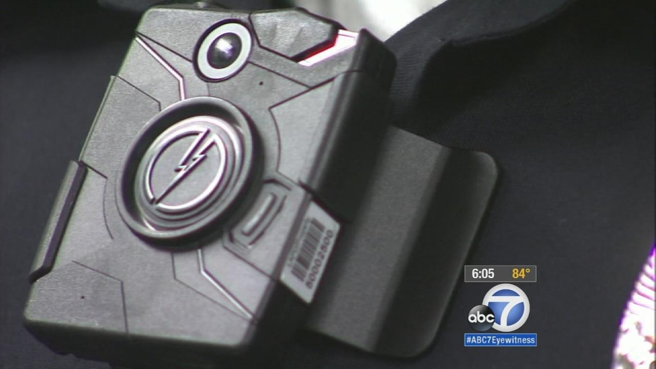 Body cameras will be issued to Los Angeles police officers on Sept. 1 to use in the field, but controversy remains over who will get to view the footage.