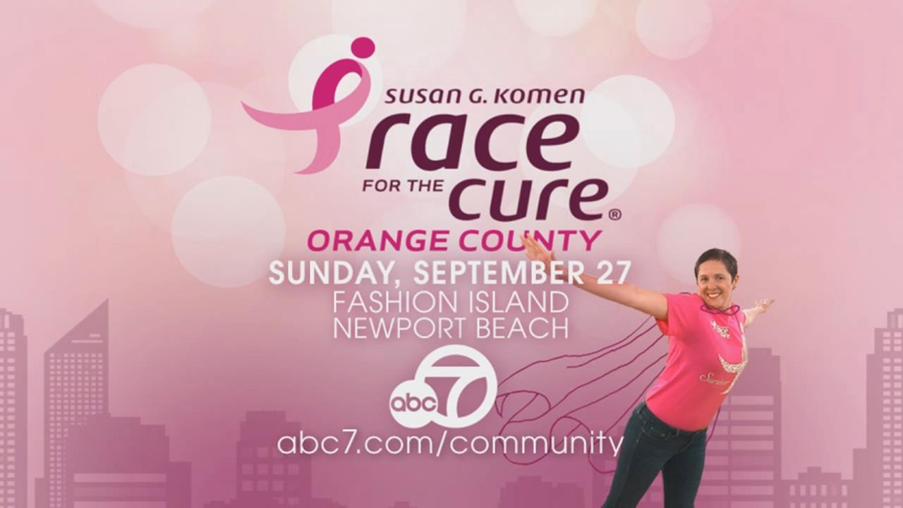 Komen Orange County Race for the Cure