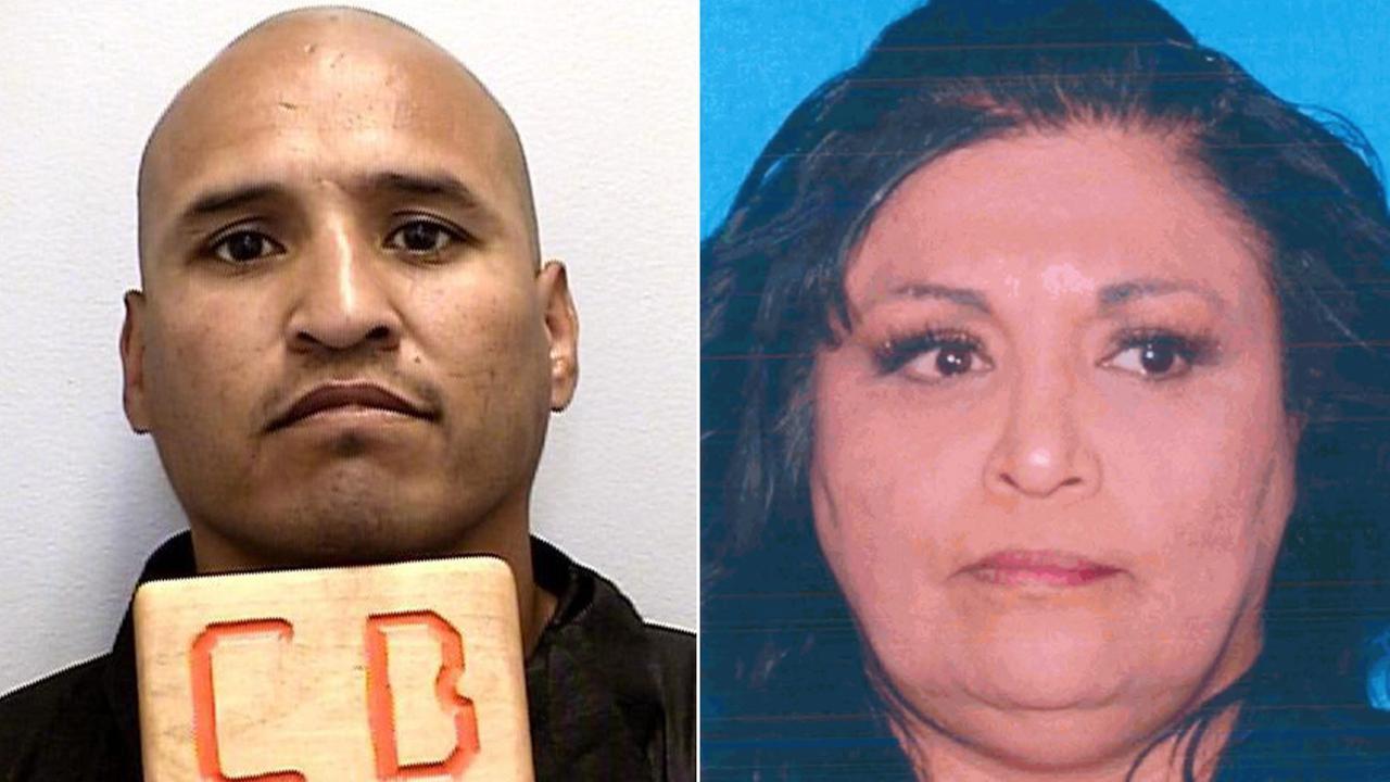 Eddie Tapia, 41, and Rocio Vasquez, 46, are seen in this photos.