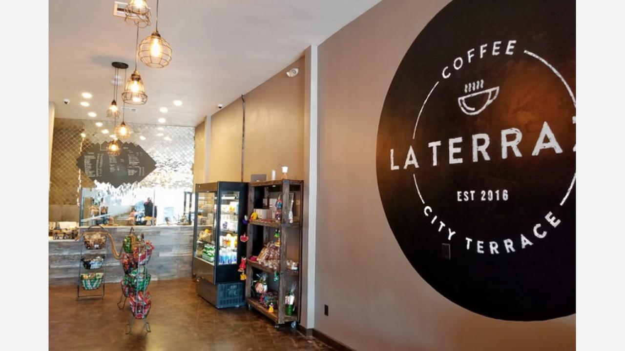 'La Terraza Café' Brings Art, Coffee And More To East LA