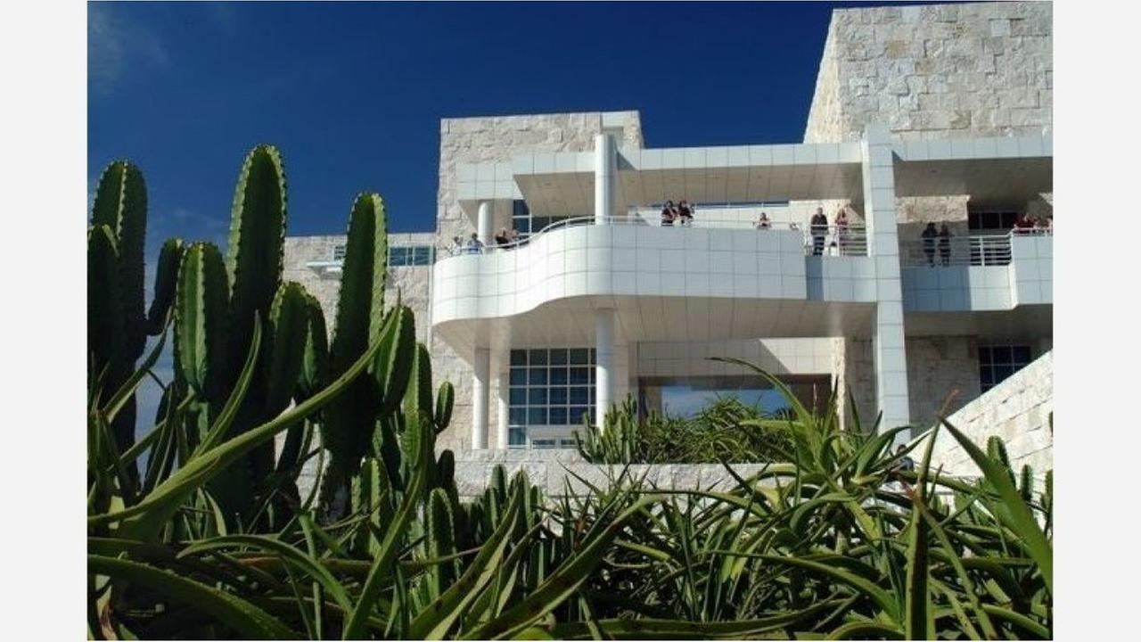 The Getty Center | Photo: KymeWebster/Flickr