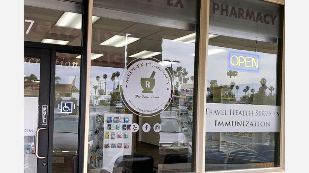 Photo: Medi-Ex Pharmacy/Yelp